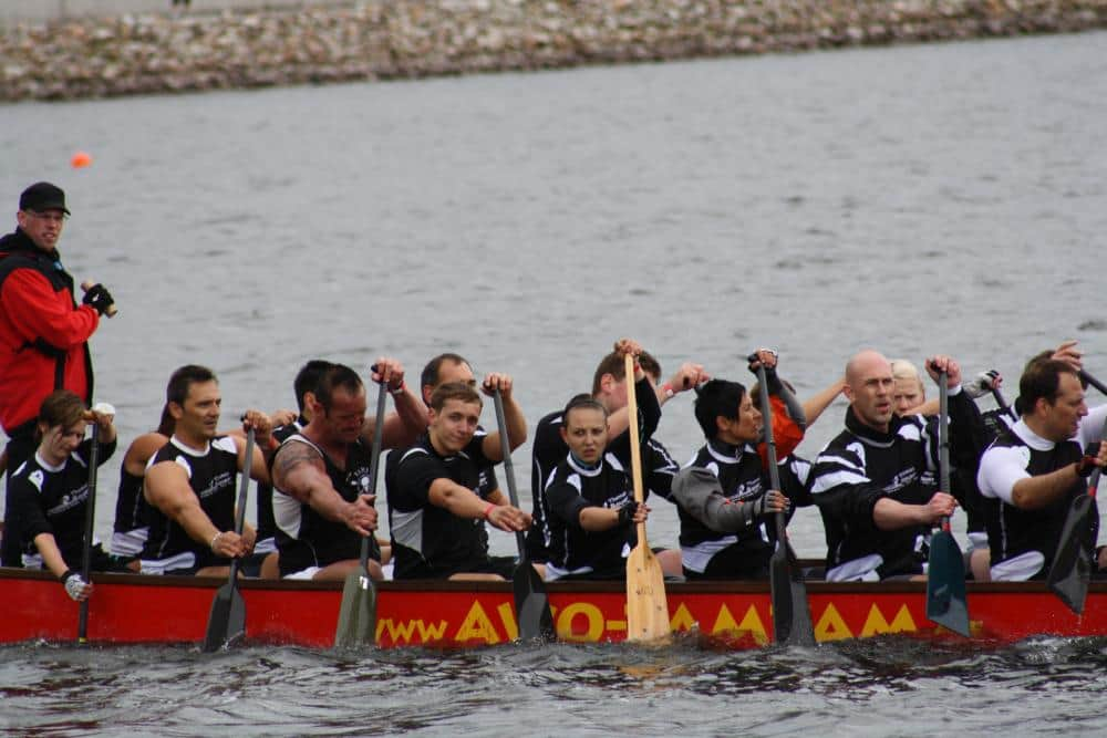 Rapid Dragons Bostalsee 2011