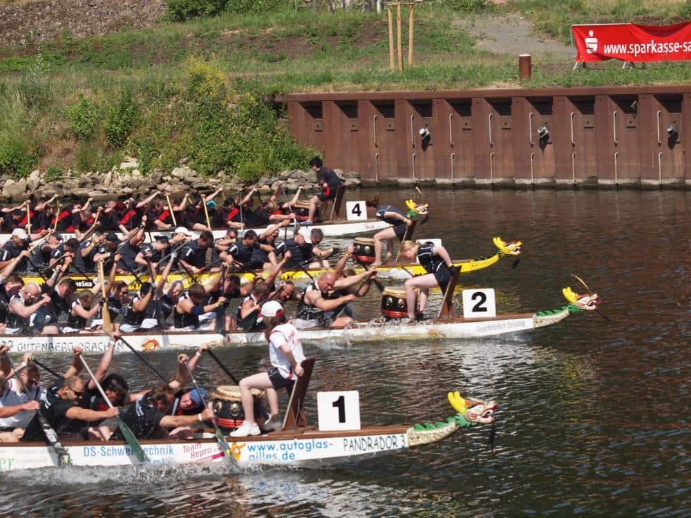 Rapid Dragons Saarfest 2011