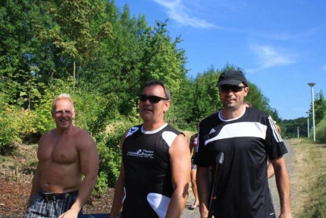 Rapid Dragons Trainingslager 2013