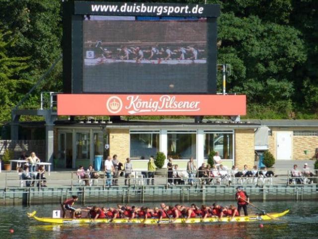 Rapid Dragons Deutsche Meisterschaft Duisburg 2010